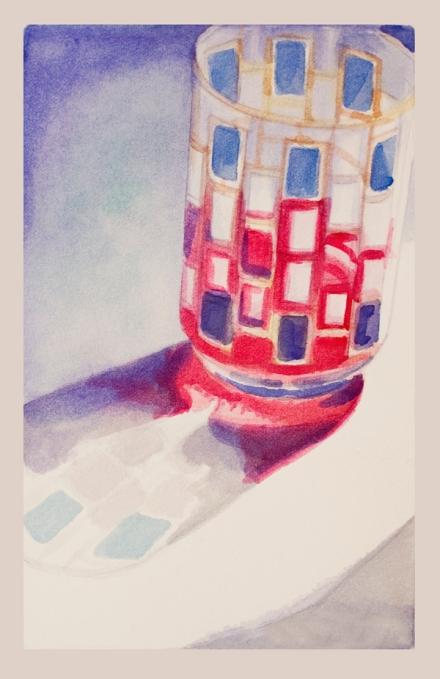 nonna glass © Leanne Sargeant